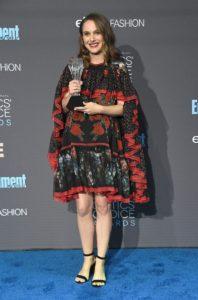 Critics' Choice Awards - Natalie Portman