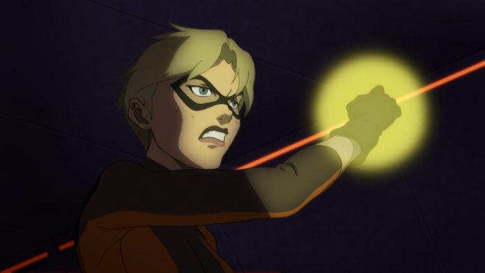 Teen Titans The Judas Contract Terra - Christina Ricci