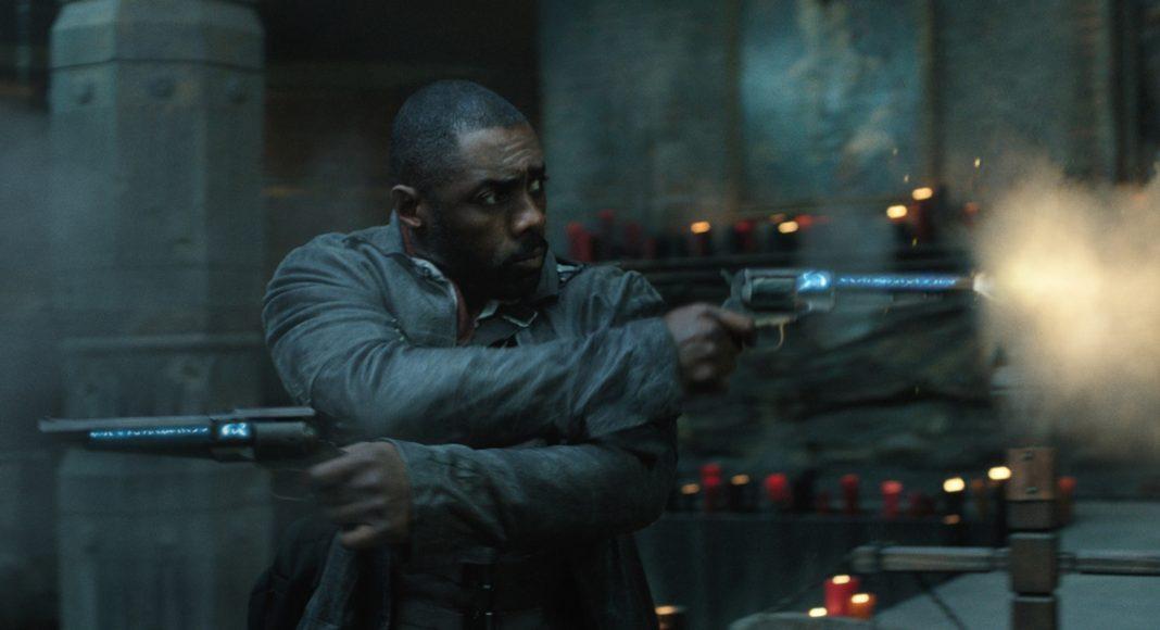 Roland (Idris Elba) in Columbia Pictures' THE DARK TOWER