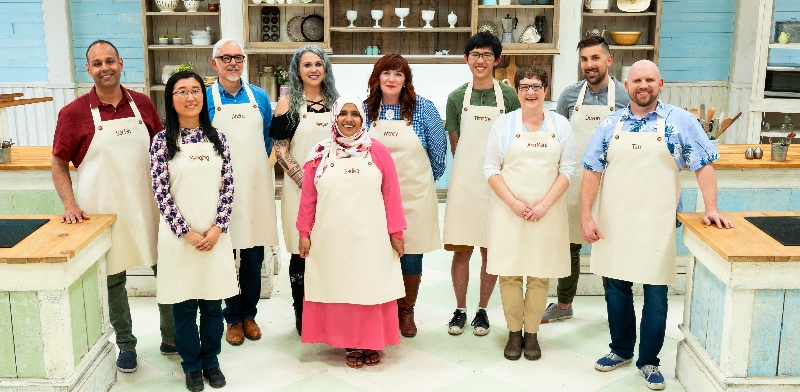 The Great Canadian Baking Show Season 2 contestants