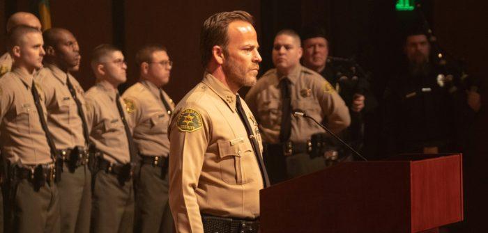 Deputy FOX TV - Stephen Dorff