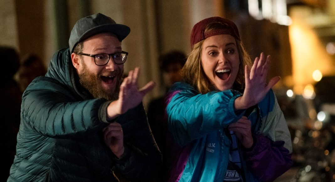 Long Shot Movie Review - Seth Rogen, Charlize Theron