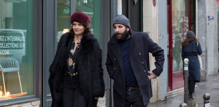 Non-Fiction Movie Review - Julitte Binoche
