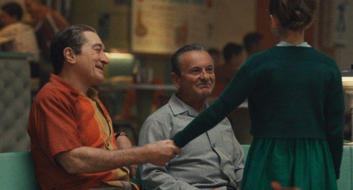 The Irishman - Robert De Niro, Joe Pesci