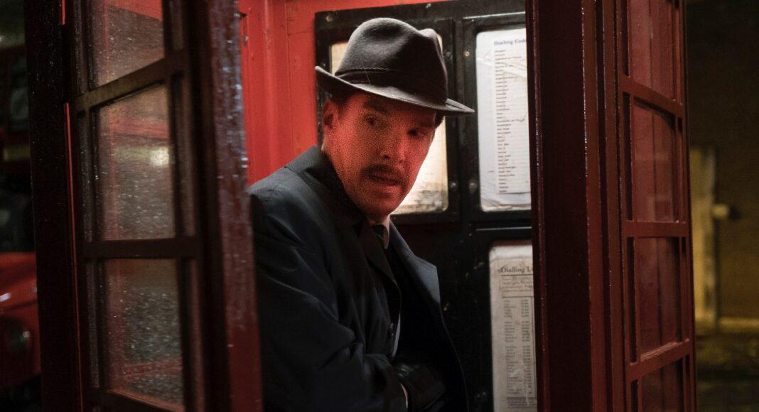 The Courier - Benedict Cumberbatch